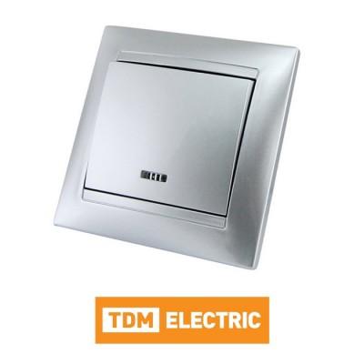 Розетки и выключатели TDM Electric