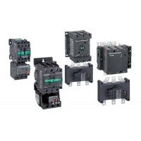 Контакторы и тепловые реле перегрузки TeSys E Schneider Electric