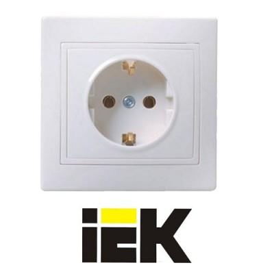 Розетки и выключатели серии Кварта IEK