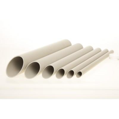 Труба гладкая ПВХ