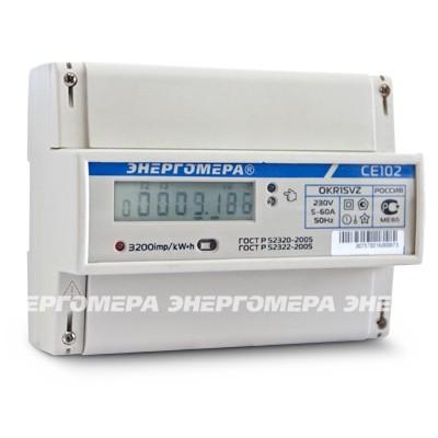 Однофазные многотарифные счетчики электроэнергии Энергомера