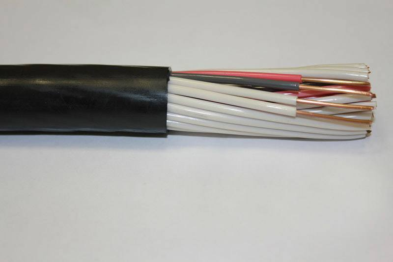 кабель контрольный кввг