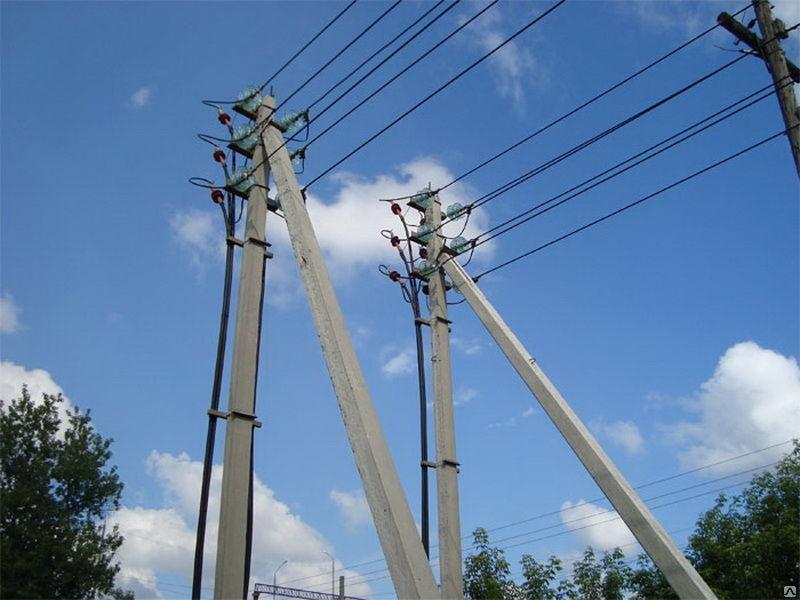 линия электропередачи СИП