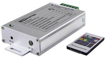 Контроллер для светодоидных модулей RGB