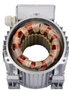 Обмотки статора электродвигателя IEK