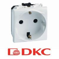 Розетки и выключатели DKC