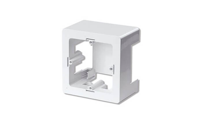 коробка для кабель канала
