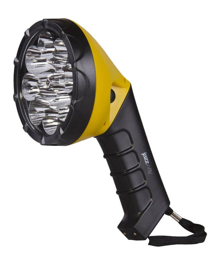 светодиодный аккумуляторный фонарь