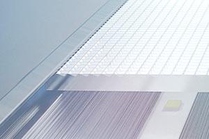 Защитное стекло-рассеиватель LEDEL