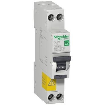 Дифференциальные автоматические выключатели Easy9 от Schneider Electric