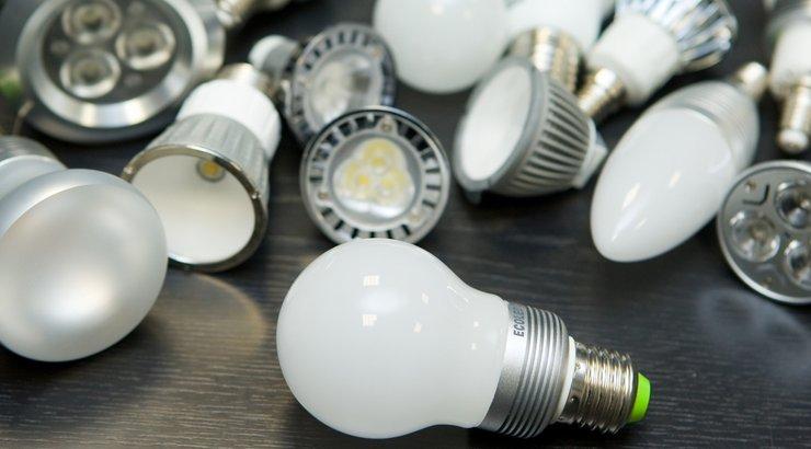 купить светодиодную лампу в Биробиджане
