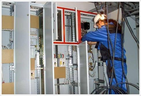 электромонтажные работы компания электросистемы